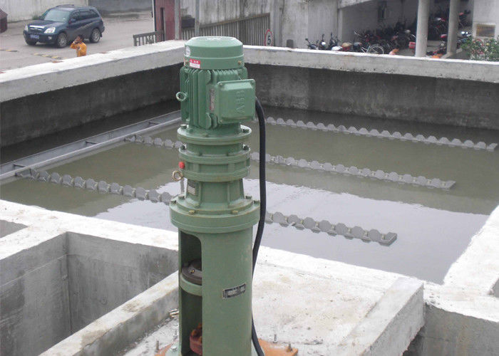 Industrial sewage treatment plants for flash rapid mixing and coagulant mixing 0.25kw to 1.5kw